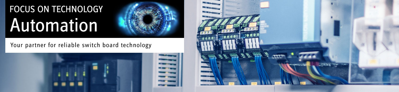 Automation - Switch Board Technology